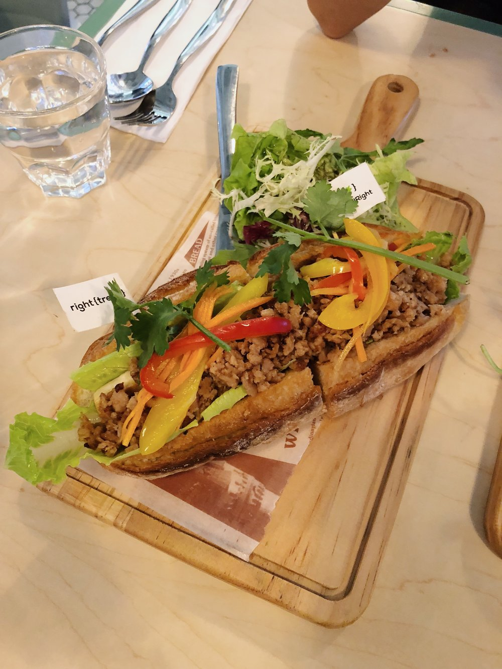 Future Banh Mi from Kind Kitchen ($88)
