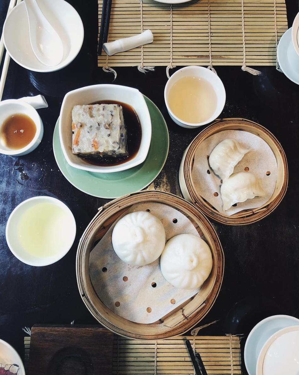 Dim Sum From Lok Cha Tea House