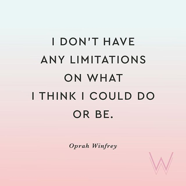 Shoutout to the original influencer @oprah 🙌👑 So excited to see everyone who is going to the Salt Lake Women's Show! More info and tickets by visiting the link in my bio!  #oprahquotes #oprahistheog #slwomensshow