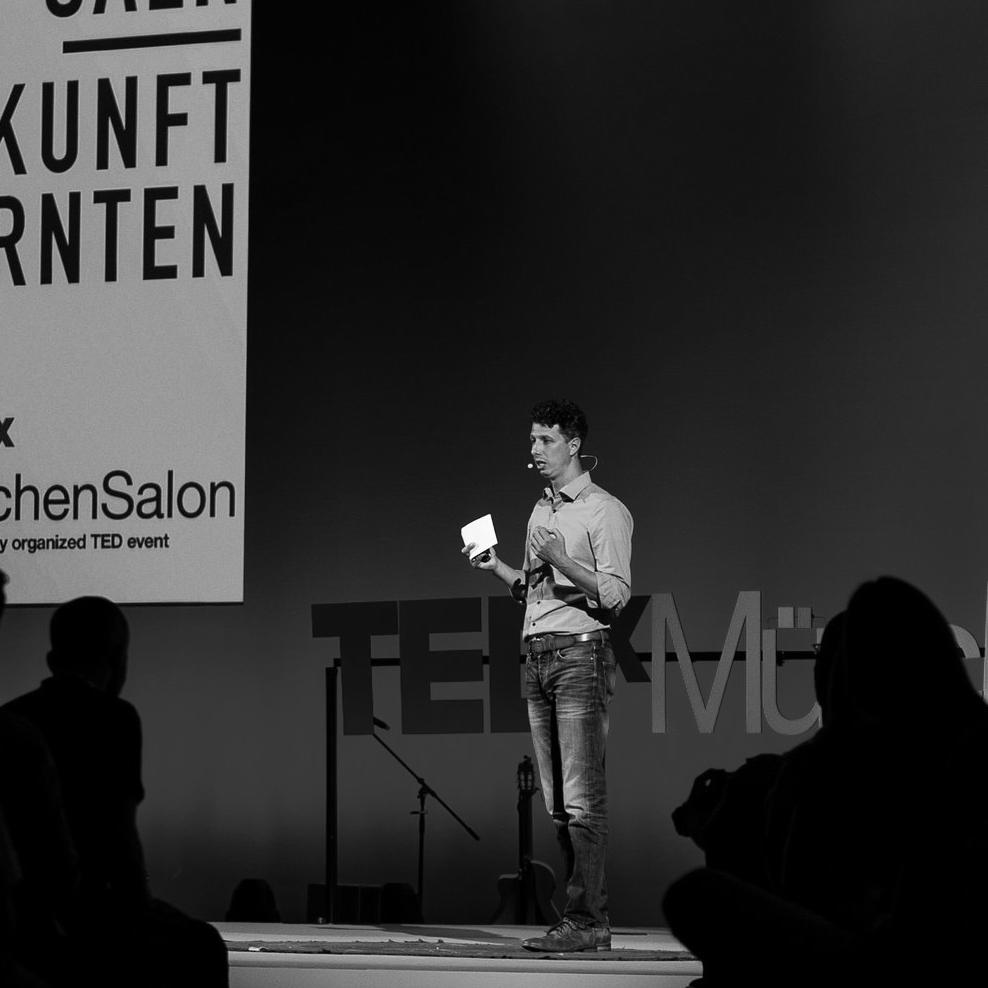 Georg Steinberger - Big Data in der Nahrungsmittelproduktion