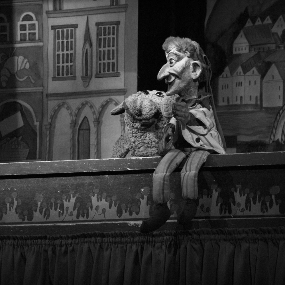 Dr. Döblingers Kasperltheater - Performance