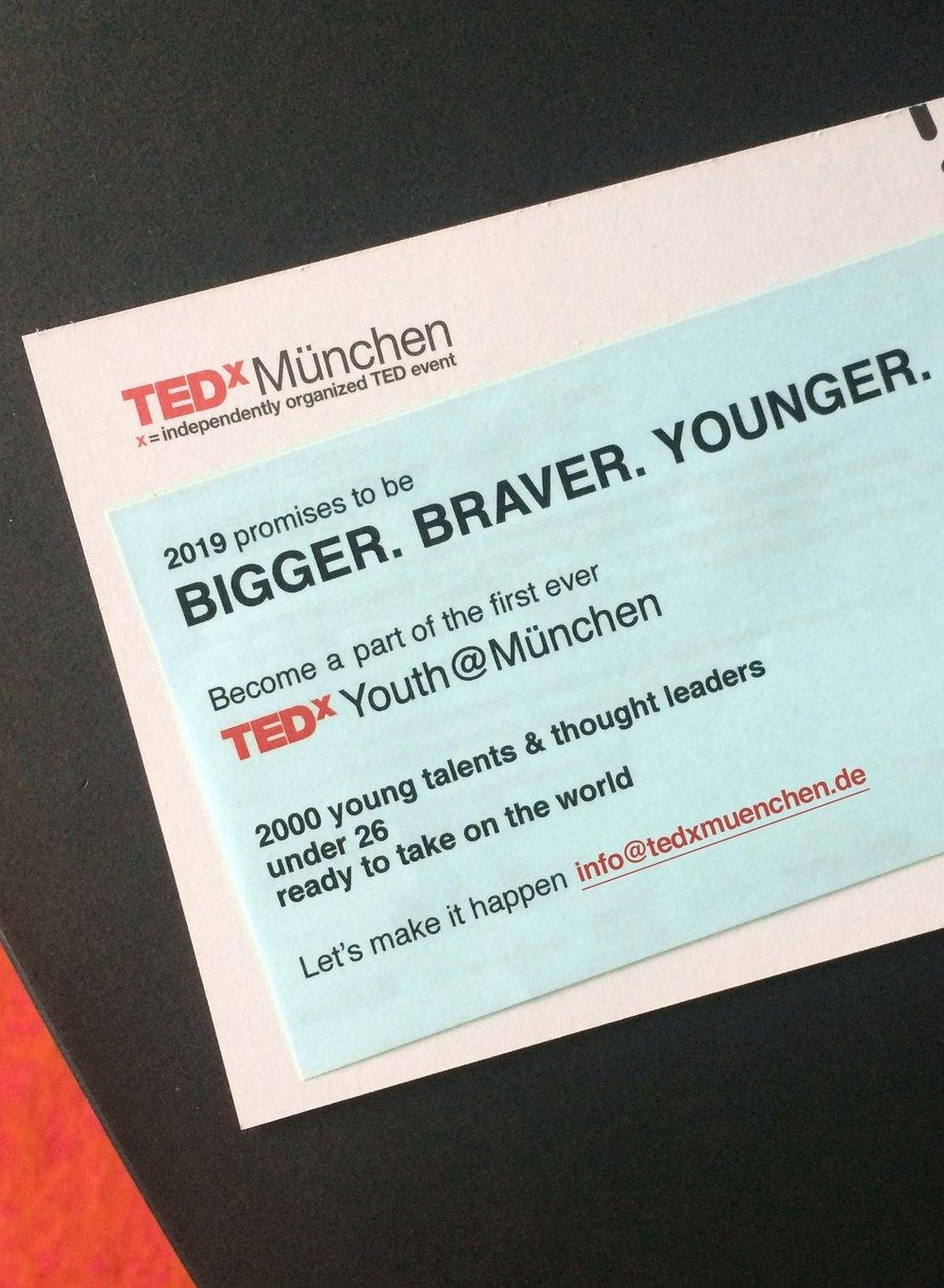 TEDxYouth in Munich