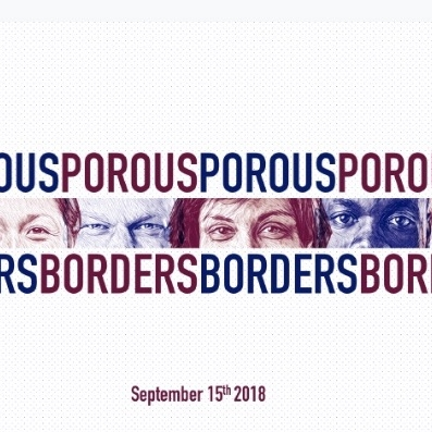 2018 Salon - Porous Borders