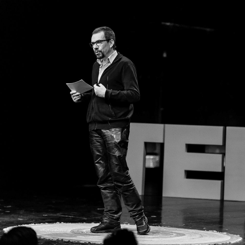 Bart Weetjens - Why inner Well-Being inspires Well-Doing