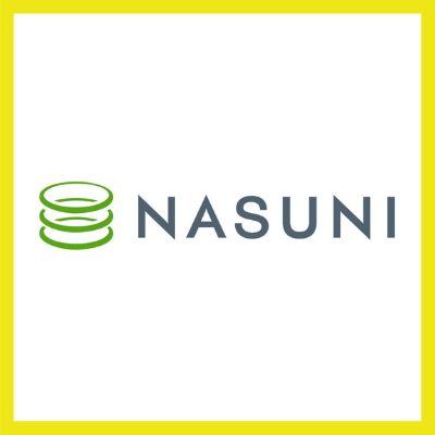 Nasuni | Stand 138 - Win a DJI Spark Drone with a Controller (Worth $649)