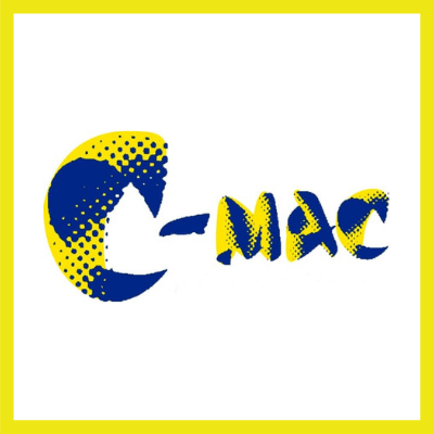 C-MAC | Stand C92 - 3D printed customized name card and pen holders