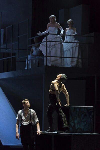 "A. Vivaldi - ""Juditha Triumphans"" - Andrea Marcon, La Cetra Barockorchester Basel - Theater Basel"