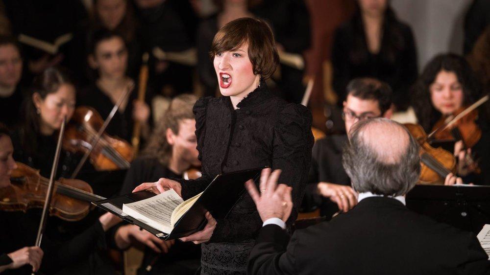 "G. F. Händel - ""Messiah"" - Andrea Marcon, La Cetra Barockorchester - © Martin Chiang"
