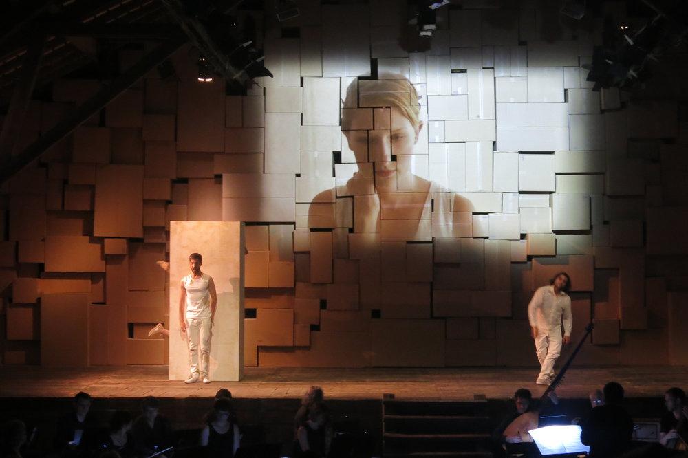 Monteverdi - Opéra L'Orfeo - © R. Hofer