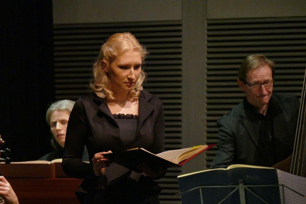 Weihnachtsoratorium - Salzburger Barockorchester - © Herbwert Heuwieser