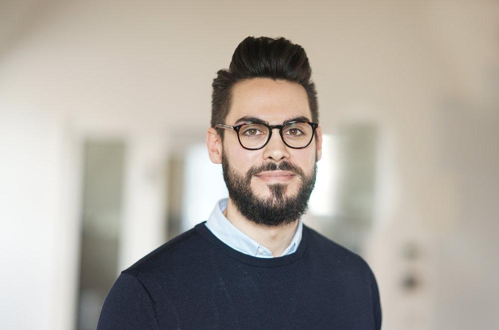 Matthias Damm  / Senior industy sales manager Retail Media Group