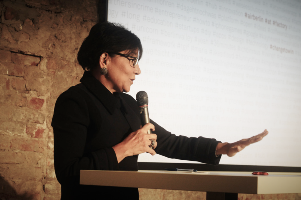Penny Pritzker,  United States Secretary of Commerce