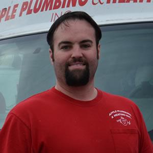 Jason Winstead, Master Plumbing Service Technician