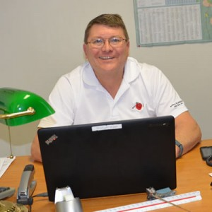 Patrick F. Scheper, Master Plumber, President