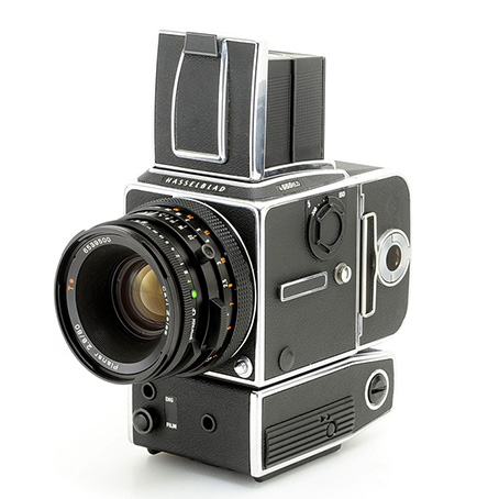Hasselblad 555ELD Camera Body