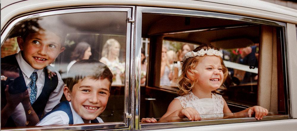 Fun and spontaneous Wedding Photography
