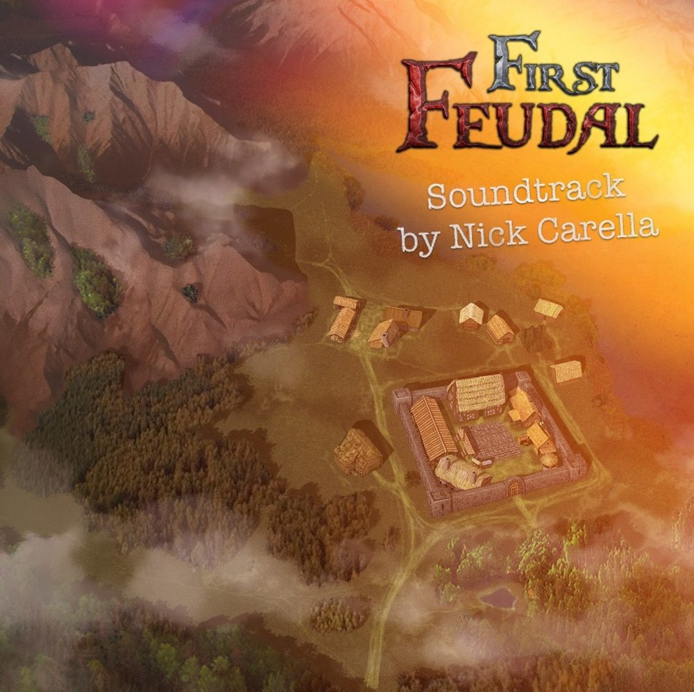 All First Feudal OST and Artwork composed into steam digital art pack.   - Most tracks for First Feudal has been written by Nick Carella. We are very grateful to him for his excellent work and we wish him good luck in his new endeavors.