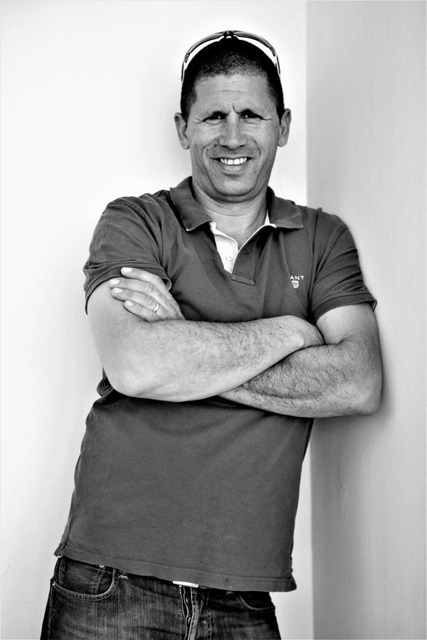 Yossi Rosenberg, Adir Winery, Kerem Ben Zimra, Israel.