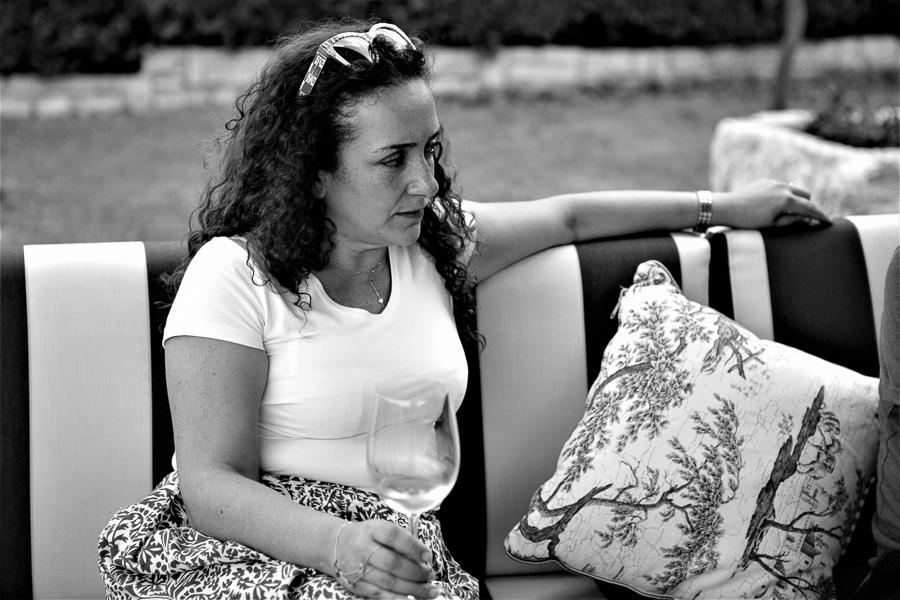 Önologin Diana Salamé, Atibaia, Batroun, Libanon