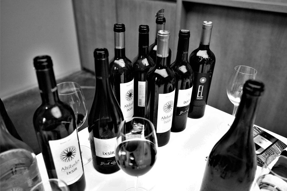 Tasting Room (Ixir Winery).