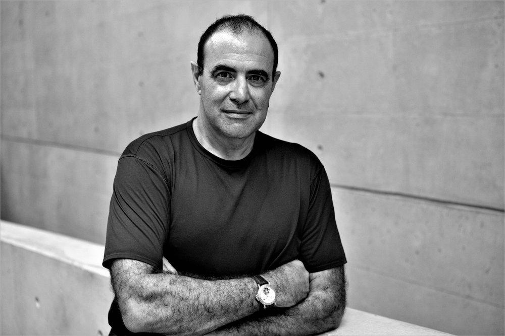 Winemaker Gabriel Rivero (Ixir Winery).