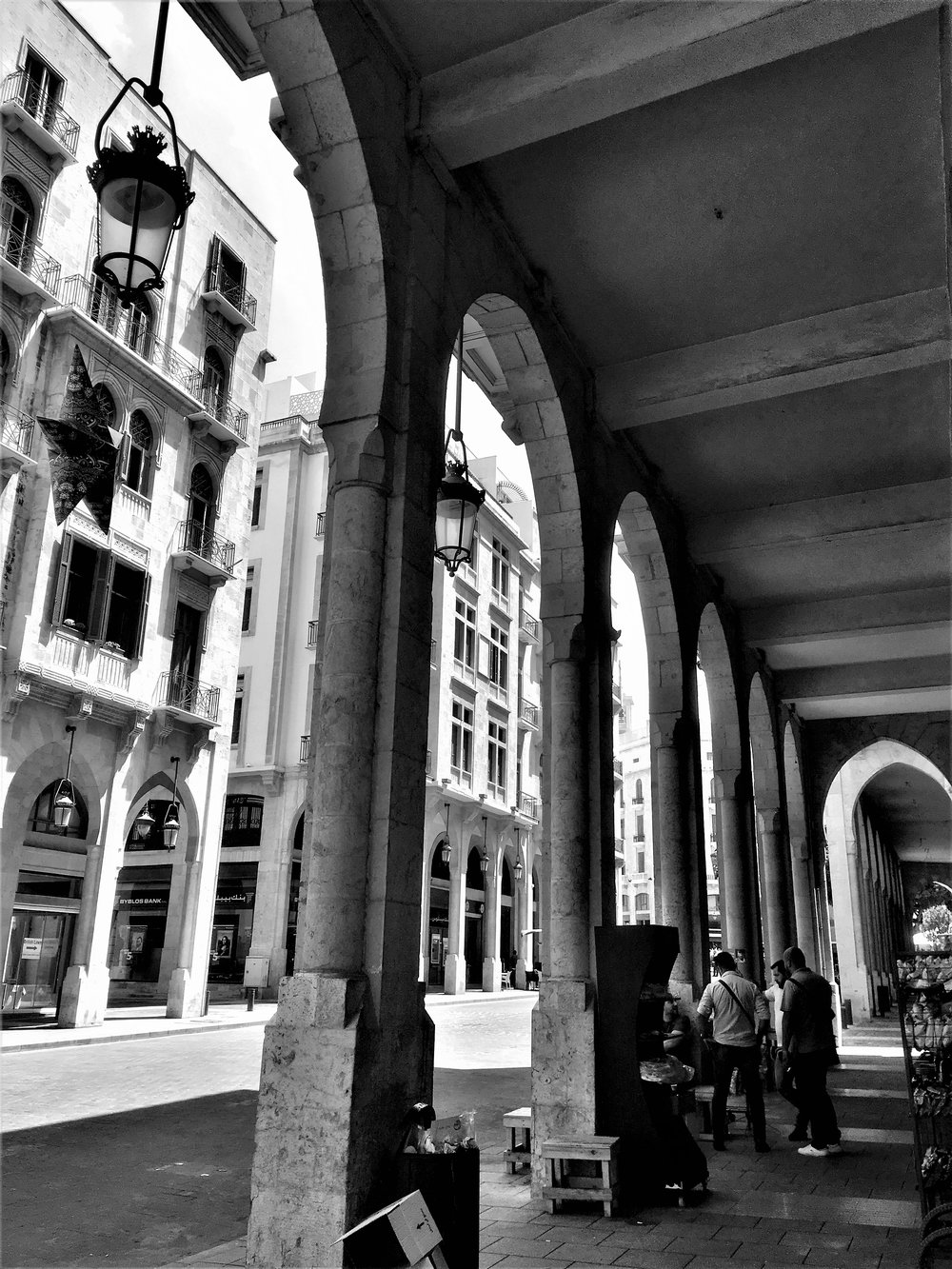 Altstadt Beirut.