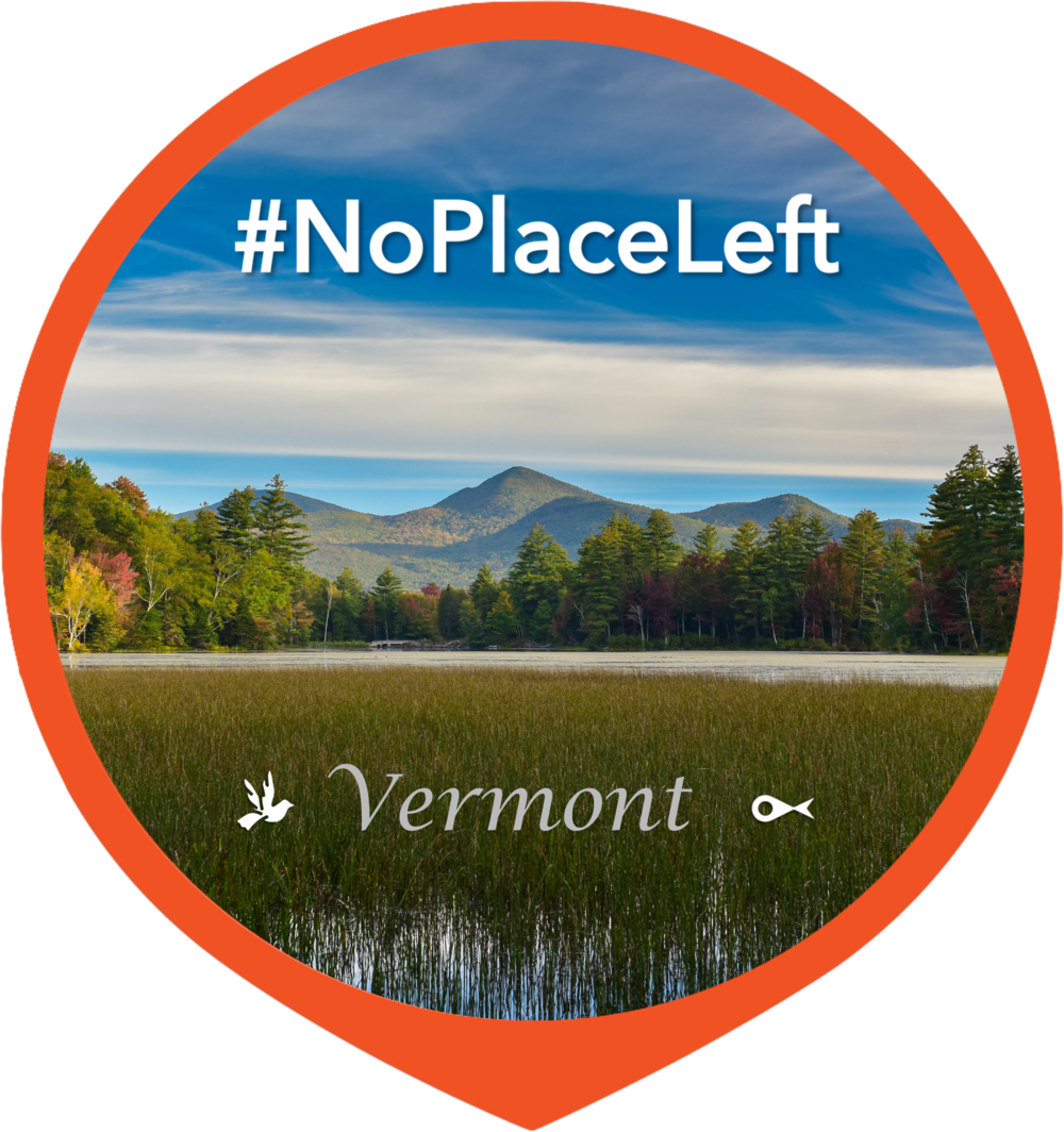 Aspiration - NPLVT is the day when every Vermonter has the chance to hear the gospel and that Christians across different churches in every county of Vermont are striving together toward #NoPlaceLeft.We support existing ministries and provide training to see NPLVT.