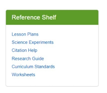Figure 2.  Science Experiments