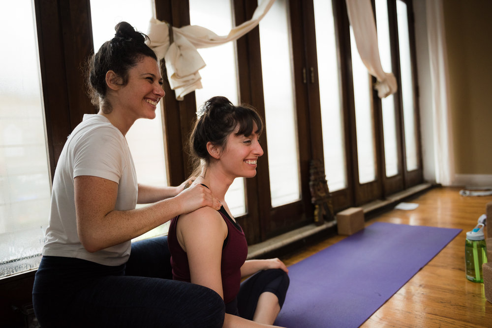 Yoga Agora - Astoria, Queens (NYC) studio will have a few instructors teaching yoga and meditation classes