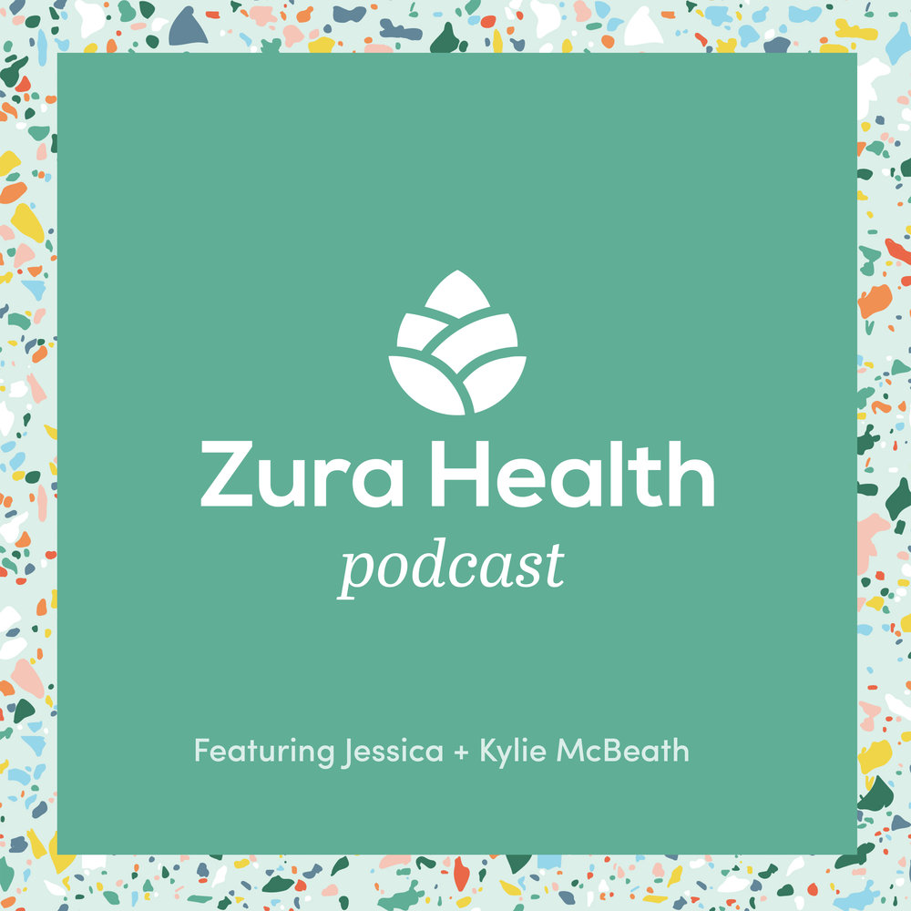 Zura Health Podcast with Jessica and Kylie McBeath