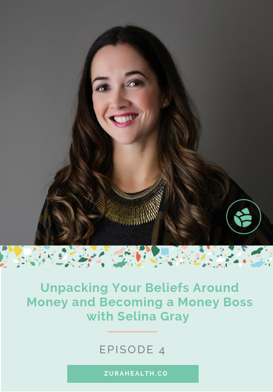 - Your relationship to money is a door into a much deeper healing journey. Our ability to have a harmonious relationship with money isn't just about the dollar and cents in our bank accounts. Aka, it's rarely about money. It's about our beliefs, our money wounds, and the ways we avoid dealing with it all together.In this episode, Selina Gray, guides us to take a deeper look at the components that create a fluid and resilient relationship with money.