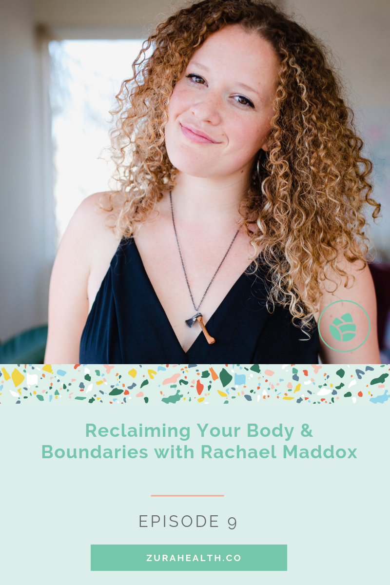 - Becoming aware of how trauma has affected your life is essential for your healing journey. Disease can manifest from emotional trauma, showing up as chronic pain or worse. We've all experienced some level of trauma and learning how to work through it can open us up to a whole new level of health in the future. In this episode, Rachael shares what trauma really is, the different ways it is created, how trauma showed up in her body and led her to helping others—and the many ways we can work to heal the trauma we experienced in the past now.