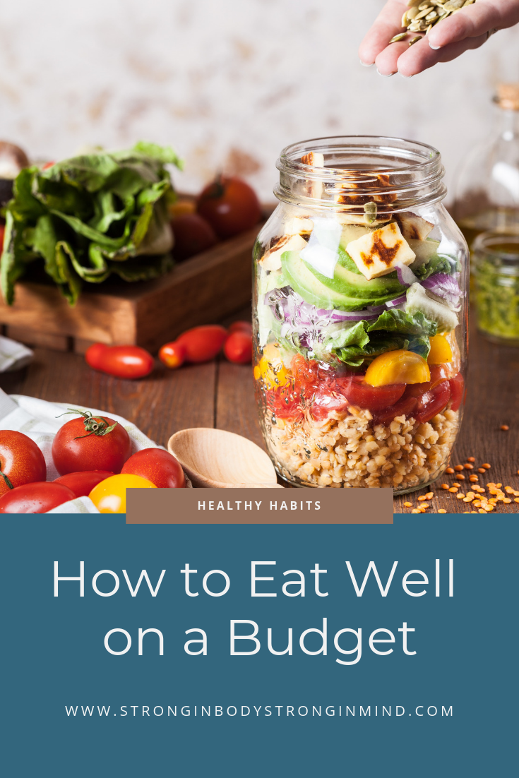 eat well on a budget