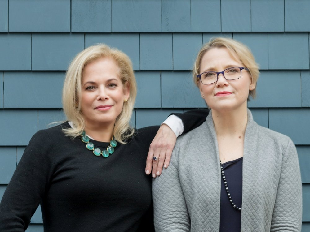 Nancy Thiel + Julie Hanselmann Davies