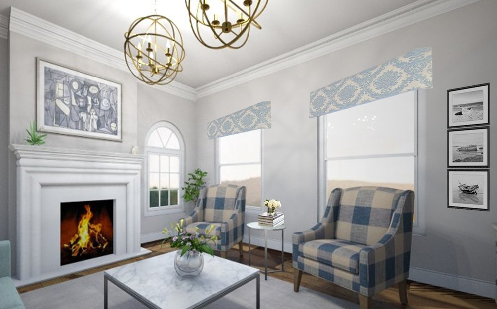 Marie and Maggs Interiors, LLC Rendering