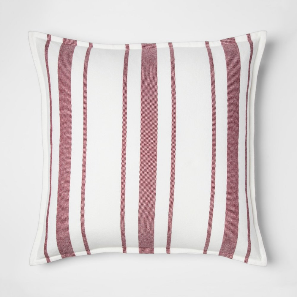 Striped - Stripes may be vertical or horizontal and vary in thickness and color.