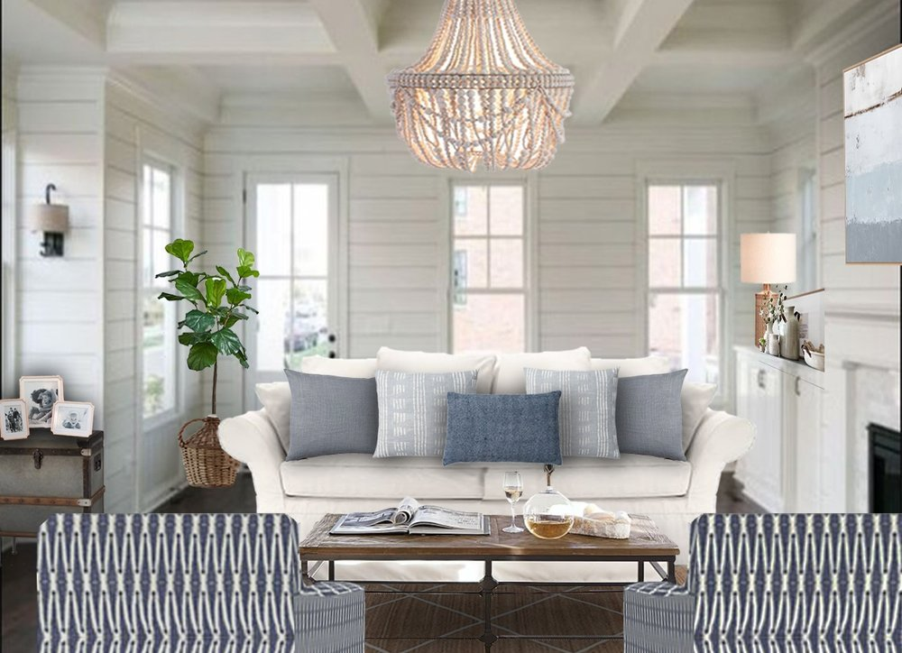modern coastal iron shiplap living room-light.jpg