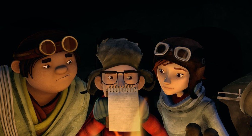 Canada, 2017 (English) 83 min.   Director: Pierre Gréco   Classification: G  Ages: 7+  In this animated comedy adventure novice detective Nelly Malloye and nerdy scientist Simon Picard set off for the Himalayas in search of the fabled Abominable Snowman. Accompanied by their Sherpa guide Tenzig and a talkative myna bird, they eventually come face to face with not one but a whole tribe of Abominable Snowmen!