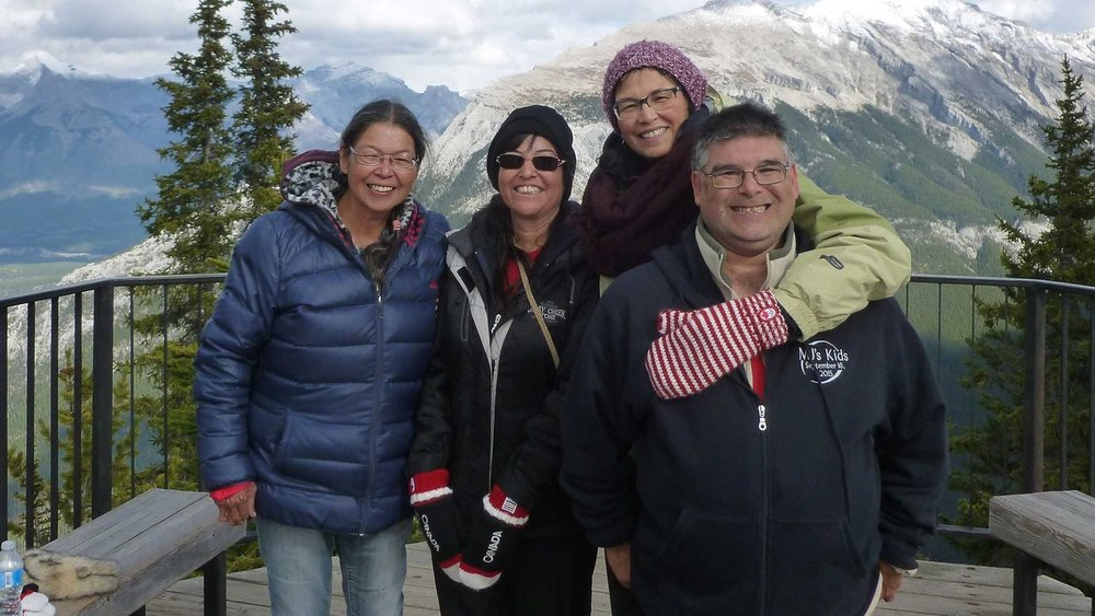 Canada, 2017 (English) 79 min.   Director: Tasha Hubbard   Classification: PG  Ages: 12+  Removed from their Dene home during Canada's Sixties Scoop, four siblings – now middle-aged – are reunited with each other for the first time over a weekend in Banff, Alberta, in this documentary by Cree filmmaker Tasha Hubbard.