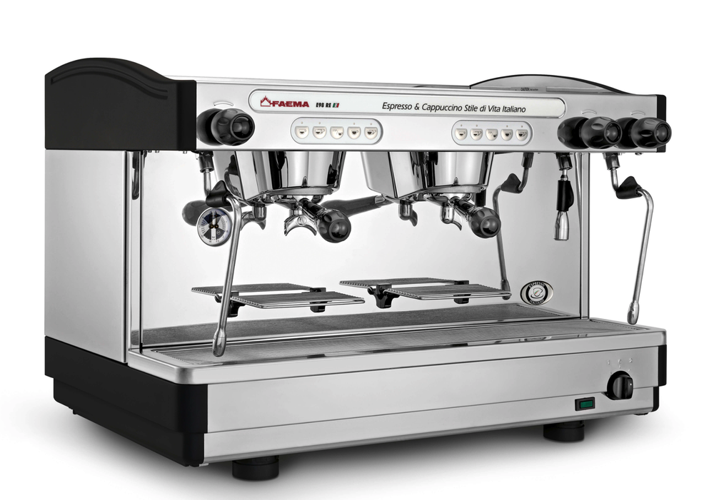 Faema E98 RE A2 TALL-CUP for Rent