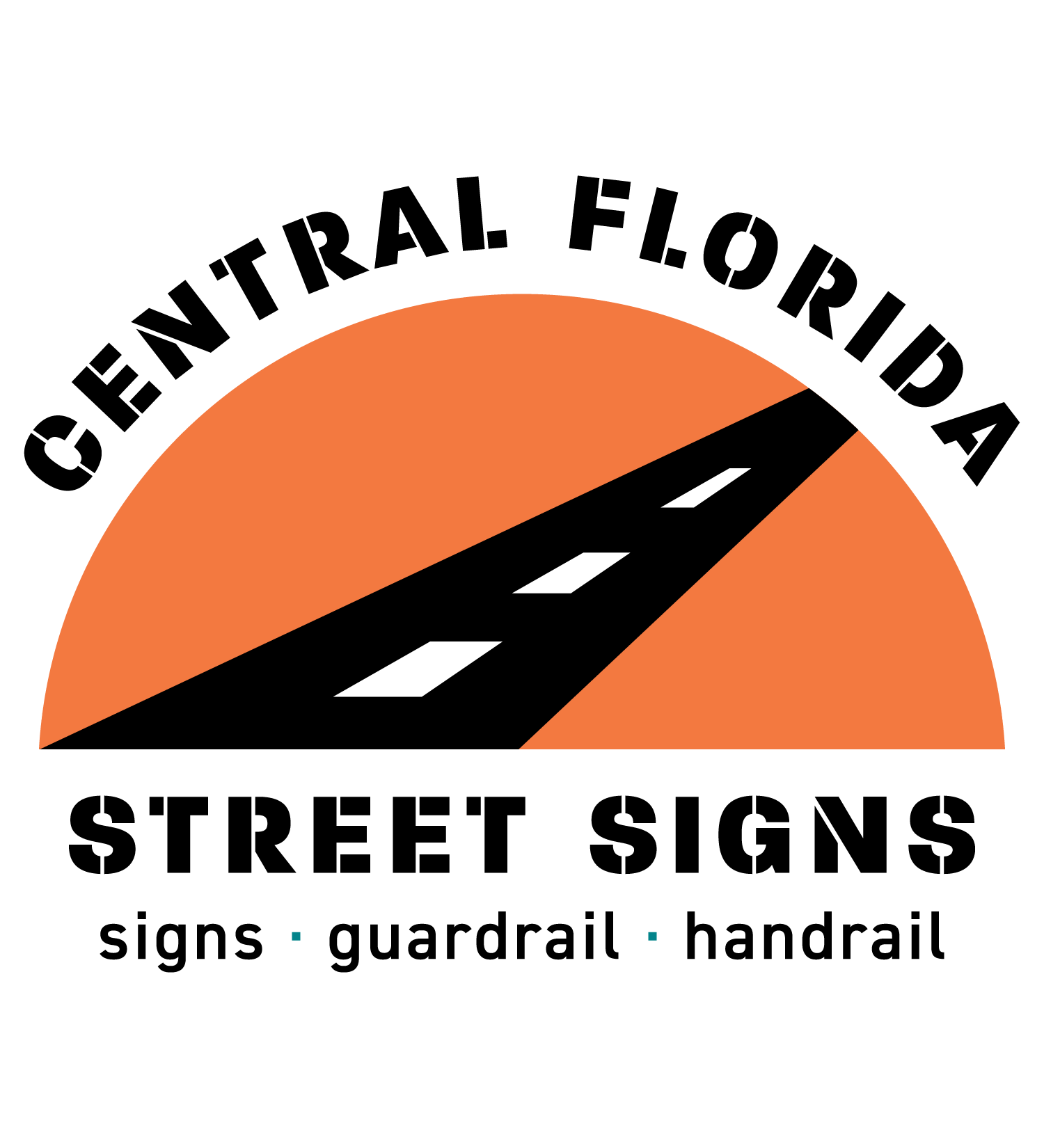 Central Florida Street Signs