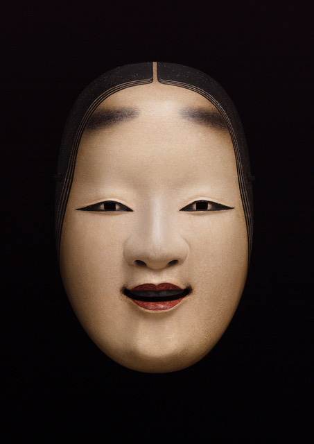 Ko-omote Mask