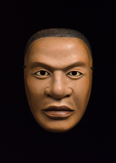 The Robert Johnson Mask