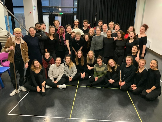 East 15 Acting School, University of Essex, 2nd Year BA World Performance Students