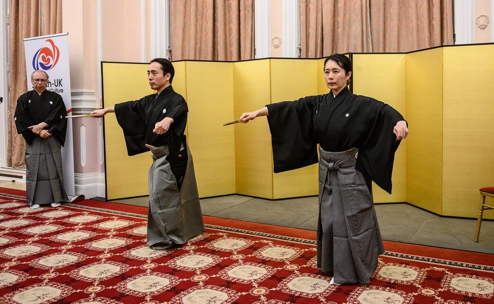 Teruhisa and Kinue Oshima