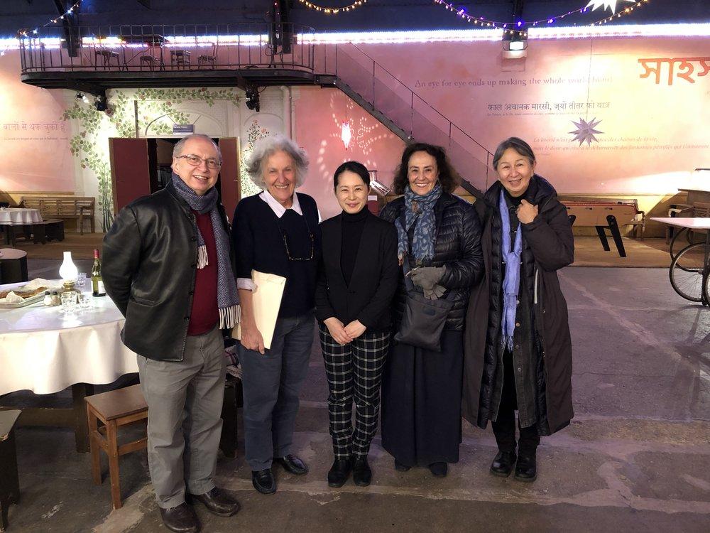 Meeting with Ariane Mnouchkine 10 Feb 2019.jpg