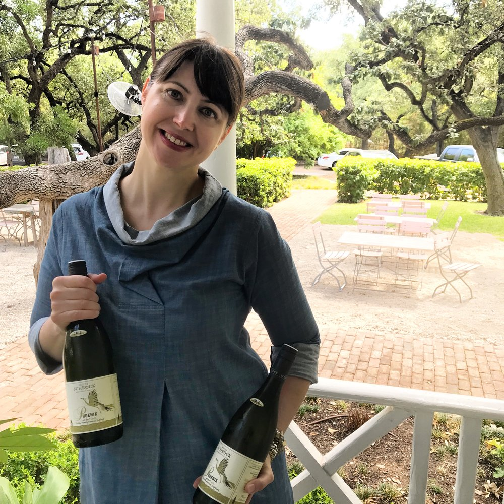 PAULA RESTER SALINAS, 8.31.18 - Paula Rester Salinas is a wine and hospitality vet in Austin, TX, having spent 28 years in the industry. She is currently the Wine Director for La Corsha Hospitality Group, including such Austin staples as Second Bar & Kitchen and Mattie's.