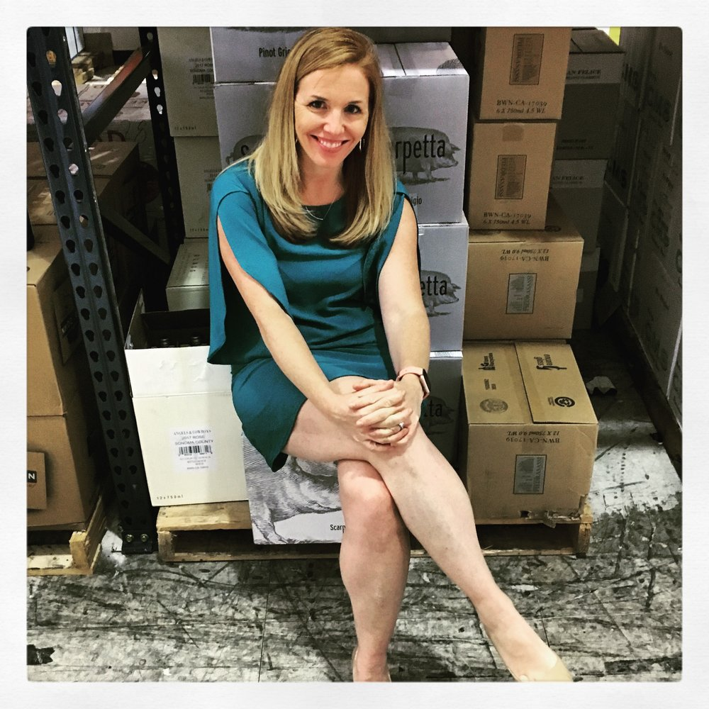 MEGHAN CAIAZZO, 9.28.18 - Meghan Caiazzo is an owner and founder of Victory Wine Group, a highly regarded and successful distribution company operating in four states including Texas, and a mother of two, making her a rarity in our industry with a ton of insight!