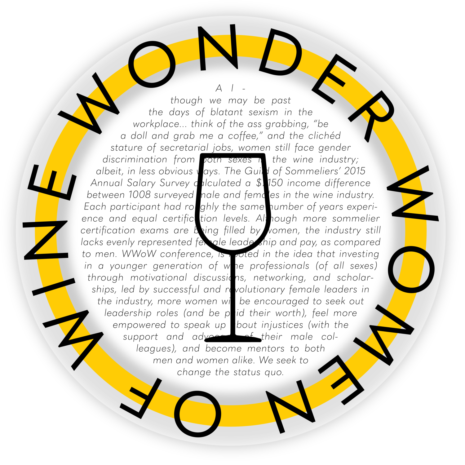 Wonder Women of Wine Conference