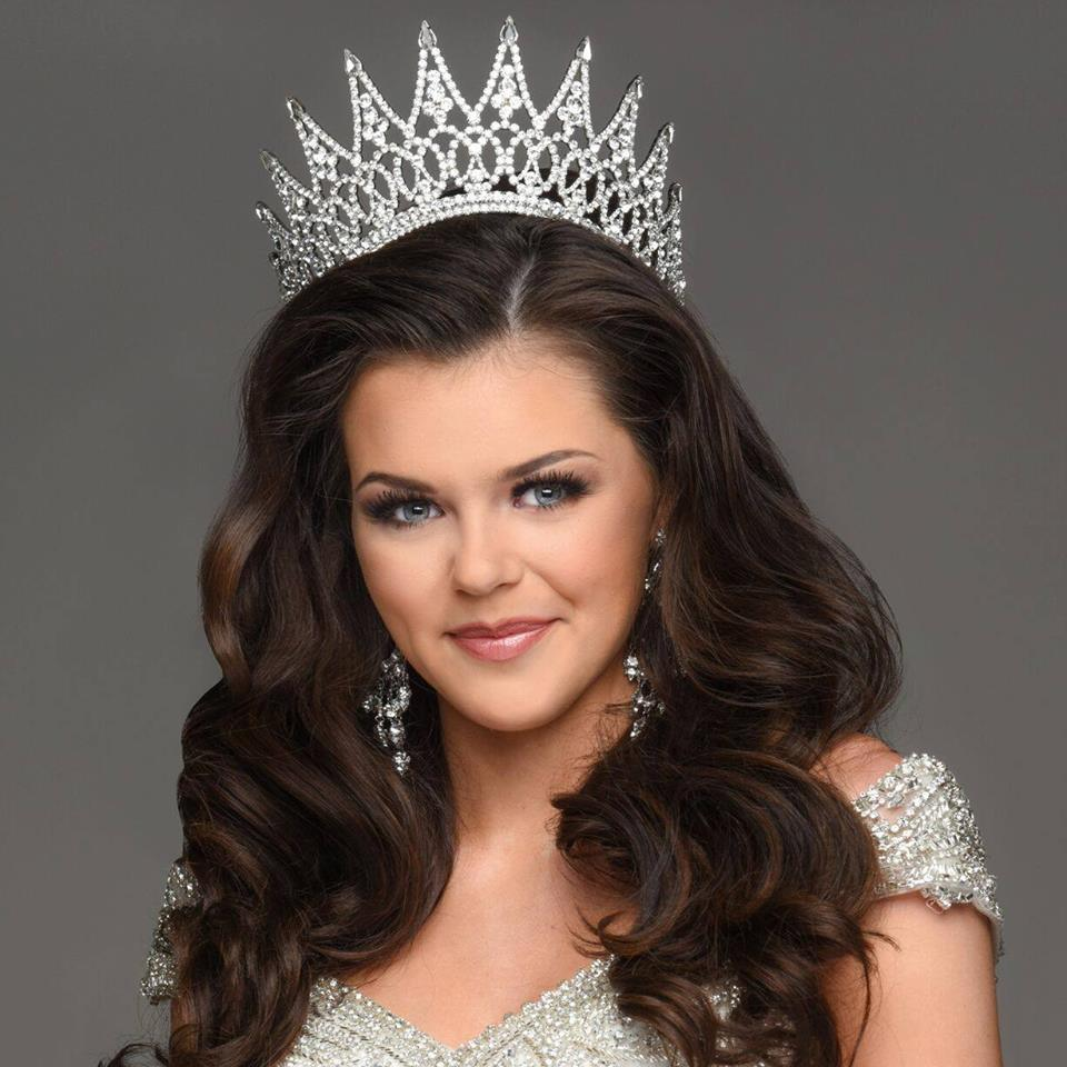 Former Miss Teen Mississippi, NOW MISS TEEN UNITED STATES 2018, Kimber Smith